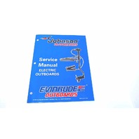 520201 Johnson Evinrude Service Manual Electric Outboards
