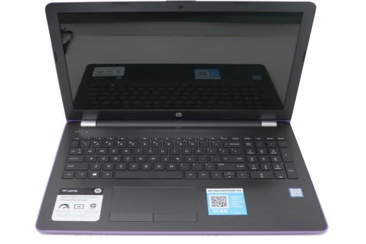 HP 2PE23UA-ABA 1.6GHZ 12GB 2TB INTEL UHD GRAPHICS 620 WINDOWS 10 HOME LAPTOP PURPLE