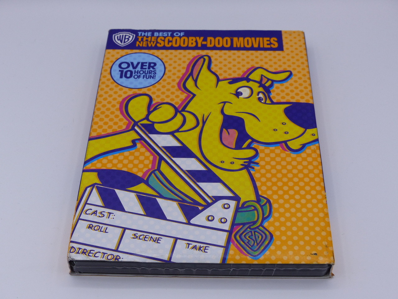 THE BEST OF THE NEW SCOOBY DOO MOVIES DVD 3 DISC OF 15 MOVIES NEW