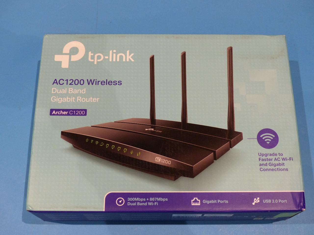 Tp Link Ac1200 Setup