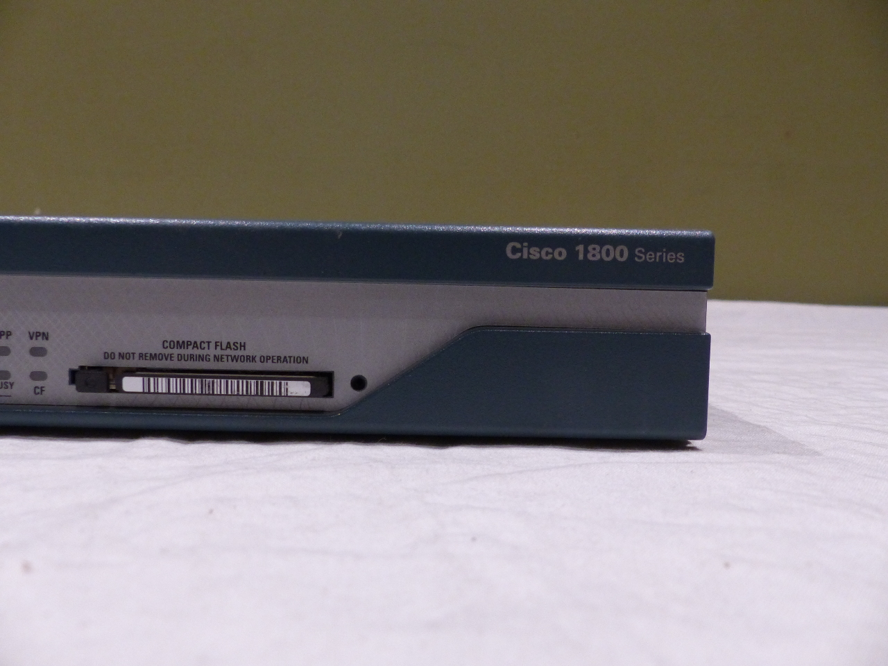 CISCO CISCO1811W-AG-B/K9 1811/K9 1811W WIRELESS ROUTER | MDG Sales, LLC