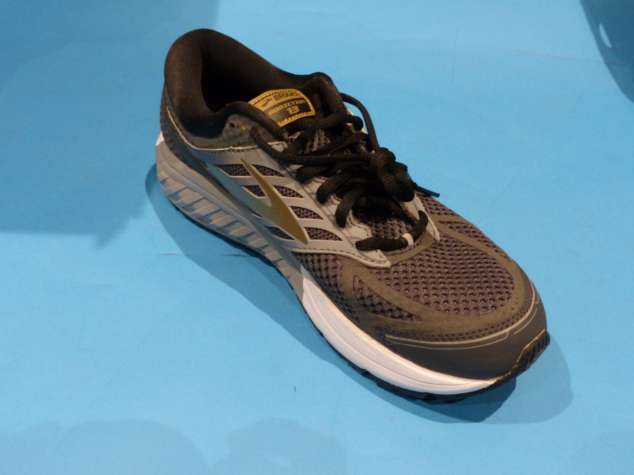 ba1c02be6e54e ... BROOKS MEN S CUSHION ME ADDICTION 13 RUNNING SHOES SIZE 8.5 110261 1D  091