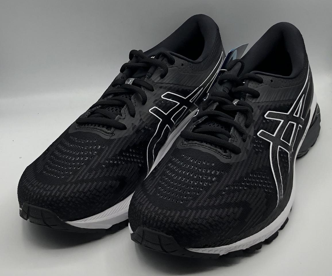 ASICS GT-2000 8 MENS BLACK/WHITE
