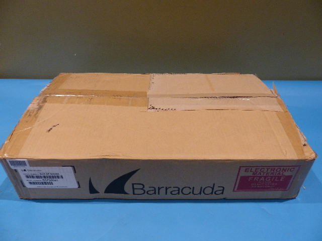 BARRACUDA NETWORKS 380 SSL BSF200A1 VPN SPAN FIREWALL APPLIANCE