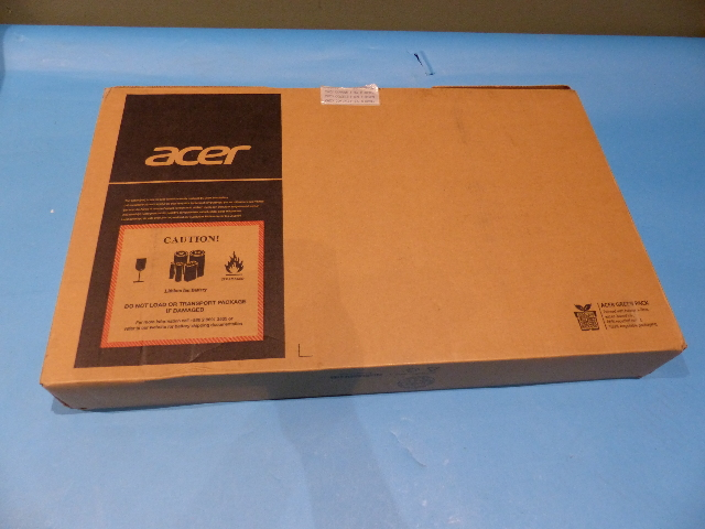 ACER E15 E5-575-53EJ 2.5GHZ 8GB 256GB INTEL HD GRAPHICS 620 WIN 10 HOME LAPTOP