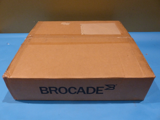 BROCADE ICX7450-48 48-PORT 1 GBE POE+ MANAGED SWITCH