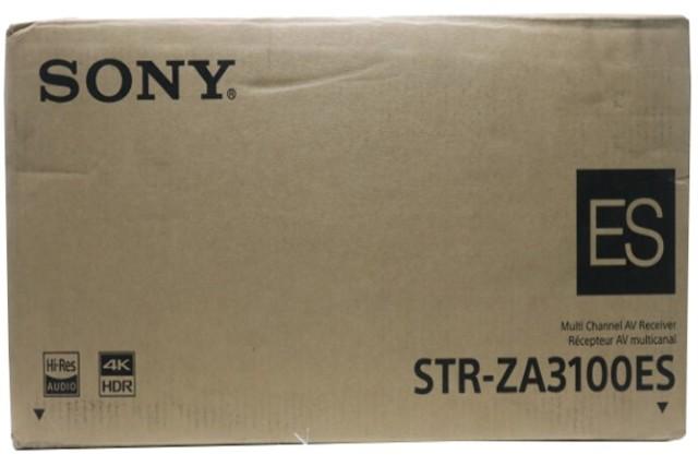 SONY STR-ZA3100ES 7.2 CHANNEL 4K AV RECEIVER