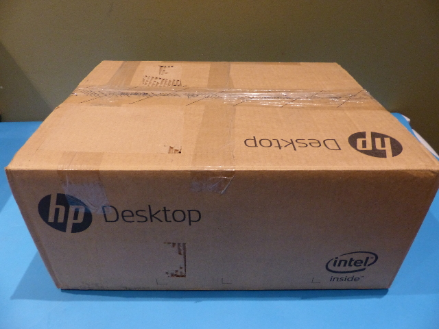 HP 1FZ03UT ABA 3.6GHZ 16GB 512GB INTEL HD GRAPHICS 630 WINDOWS 10 PRO DESKTOP
