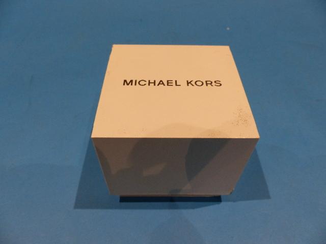 MICHAEL KORS MK6355  LADIES WREN PAVE WATCH SILVER