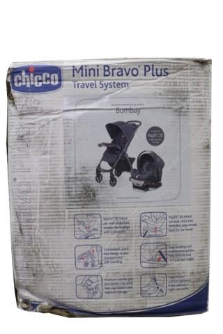 CHICCO MINI BRAVO PLUS 00079660890070 BOMBAY TRAVEL SYSTEM