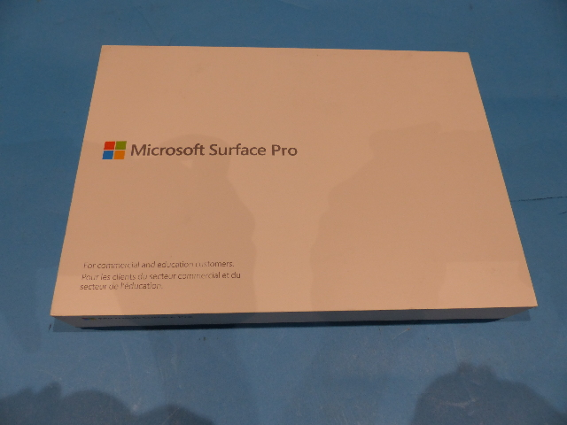MICROSOFT SURFACE PRO HEW-00001 12.3IN. WIFI 512GB SILVER TABLET