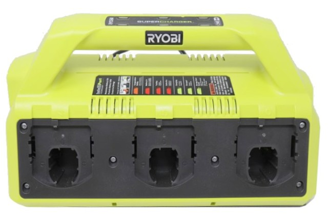 RYOBI P1820 18V ONE+ 6-PORT DUAL SUPERCHARGER KIT