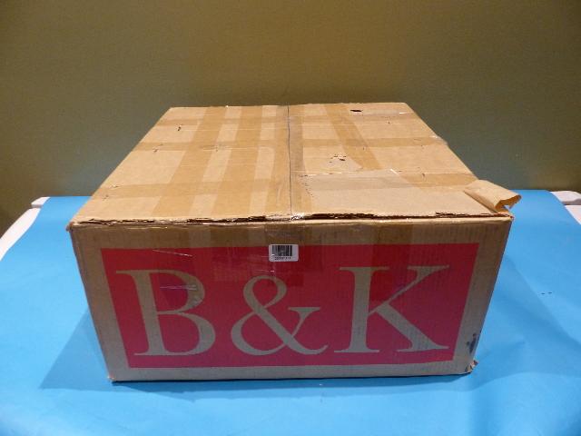 B&K HTA7.150 7 CHANNEL 150W CLASS AB 4U AMPLIFIER