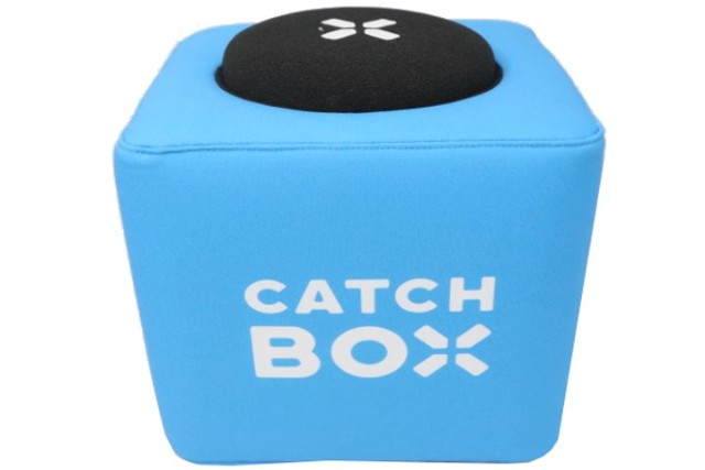 CHATCH BOX HAS-00028 SOFT THROWABLE MICOPHONE