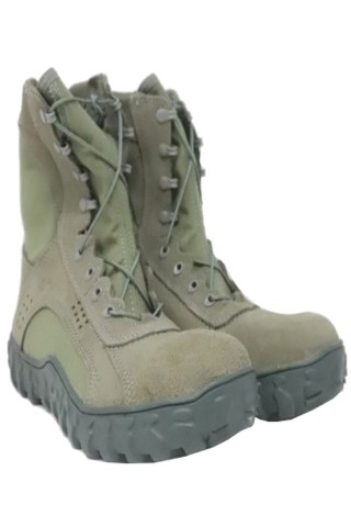 ROCKY TACTICAL MILITARY BOOTS 6108 MENS SIZE 9