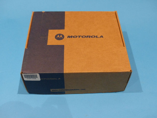 MOTOROLA XPR3500 UHF PORTABLE 2 WAY RADIO