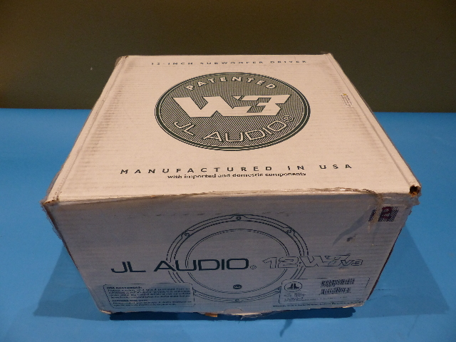 JBL AUDIO 12W3V3-2 12IN. 500W CAR SUBWOOFER