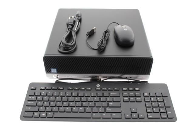 HP ELITEDESK 1FU42AW#ABA 3.4GHZ 8GB RAM 500GB HDD 630 GRAPHICS WINDOWS 10 PRO
