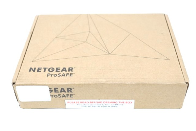 NETGEAR GS105PE-10000S PROSAFE PLUS GIGABIT SWITCH UNMANAGED SWITCH