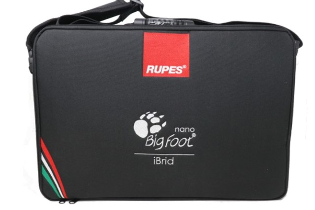 RUPES BIGFOOT NANO HR81ML/DLX IBRID SHORT NECK KIT
