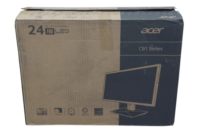 ACER CB241H UM.FB6AA.005 24IN. 16:9 LCD LED LCD MONITOR