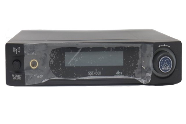 AKG IVM4500-1-50 BD1-50MW IEM REFERENCE WIRELESS IN-EAR-MONITORING SYSTEM