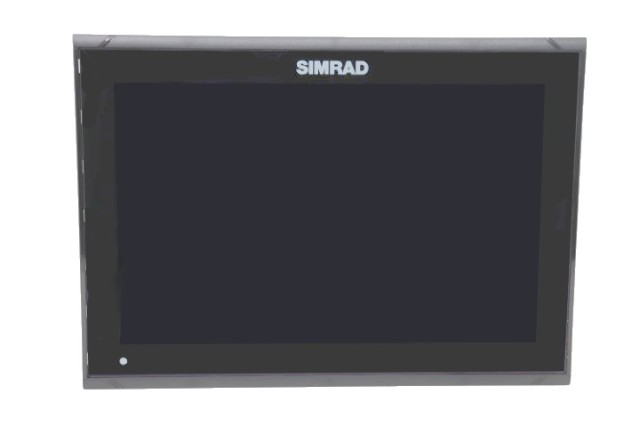 SIMRAD GO12 000-14834-001 3-IN-1 CMAP PRO & ACTIVE IMAGING TRANSDUCER