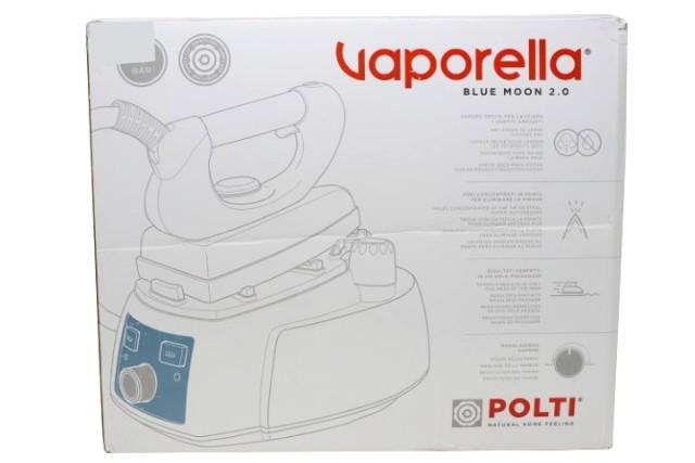 POLTI VAPORELLA BLUE MOON 2.0 S0401064 IRONING CENTER W/EUROPEAN PLUG