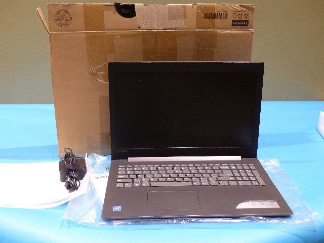 LENOVO IDEAPAD 320 80XR 1.1GHZ 4GB 1TB INTEL HD GRAPHICS 500 WIN 10 HOME LAPTOP