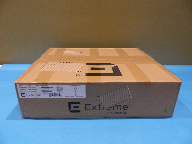 EXTREME NETWORKS 16534 48 PORTS MANAGED SWITCH X440-G2-48T-10GE4