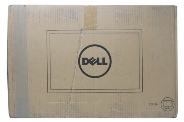 DELL P2414H 24IN. 1080P WIDESCREEN IPS LED LCD MONITOR