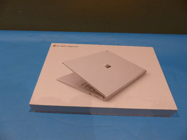 MICROSOFT SURFACE BOOK TP4-00001 2.4GHZ 8GB LAPTOPSPECS-SCREEN: 13.5