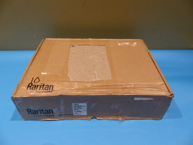 RARITAN DOMINION SX II DSX2-48 CONSOLE SERVER