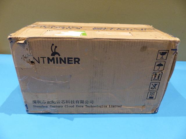 ANTMINER S9I @ 0.094W/GH 16NM ASIC BITCOIN MINER S9I 13.0TH/S