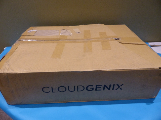 CLOUDGENIX ION 7000 LARGE REMOTE OFFICE DATA CENTER HARDWARE