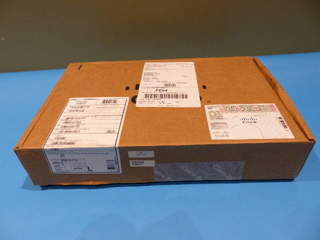 CISCO SSM-4GE ASA 5500 4-PORT GIGABIT ETHERNET MODULE
