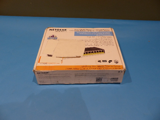 NETGEAR SWITCH GS116PP-100NAS