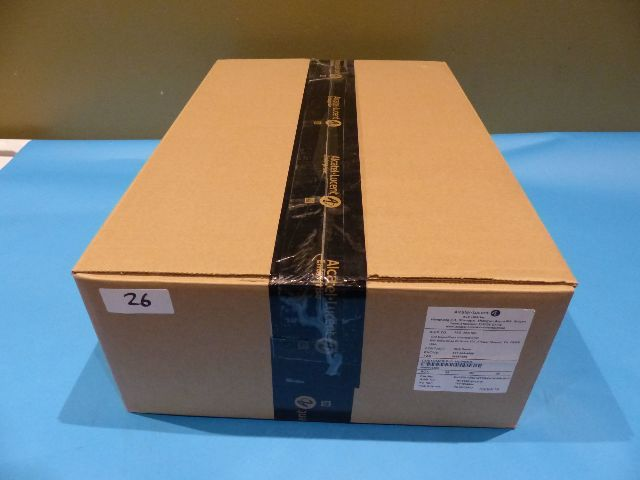 ALCATEL-LUCENT OMNISWITCH 6465 OS6465-P28 22X 10/100/1000 ETHERNET SWITCH