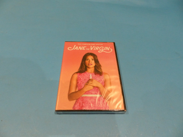 JANE THE VIRGIN SEASON ONE DVD (SEASON 1) NEW SEALED
