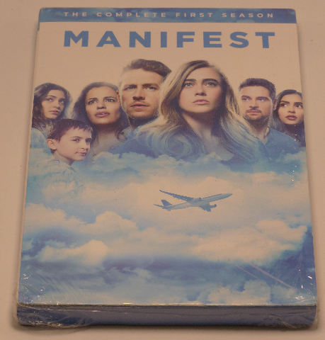 MANIFEST SEASON 1 DVD  NEW SEALED