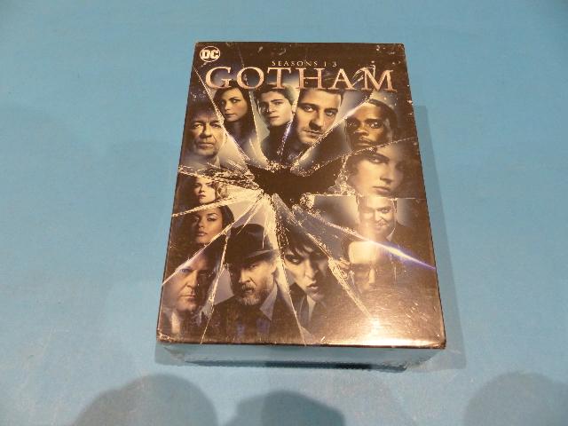 GOTHAM SEASONS 1-3 - DVD NEW SEALED