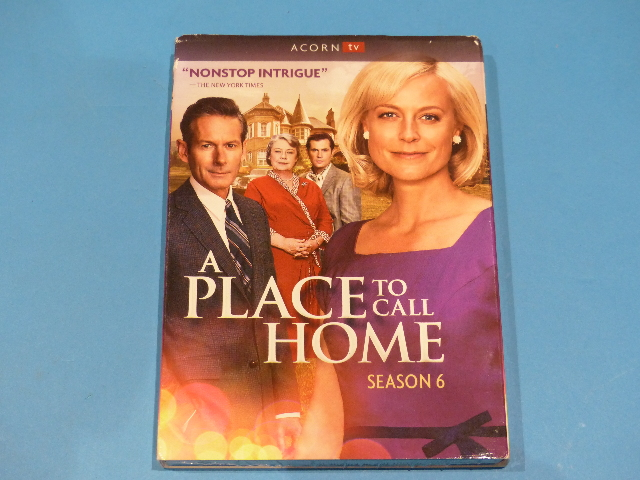 A PLACE TO CALL HOME SEASON 6 - DVD NEW