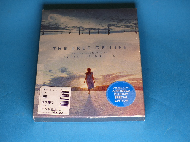 THE TREE OF LIFE BLU-RAY NEW