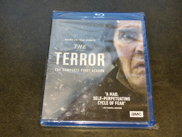 THE TERROR SEASON 1 BLU-RAY NEW SEALED