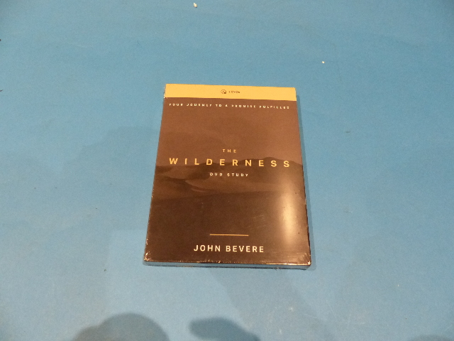 THE WILDERNESS STUDY DVD NEW