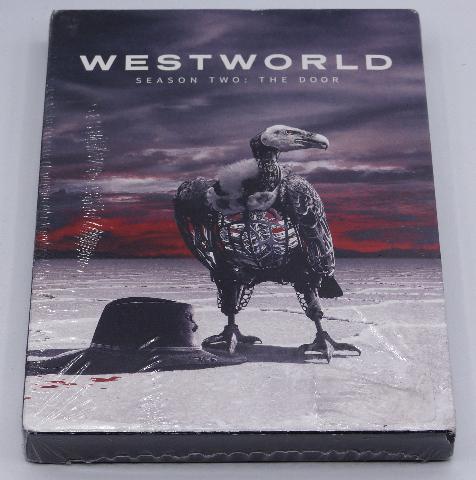 WESTWORLD SEASON 2 THE DOOR DVD  NEW SEALED