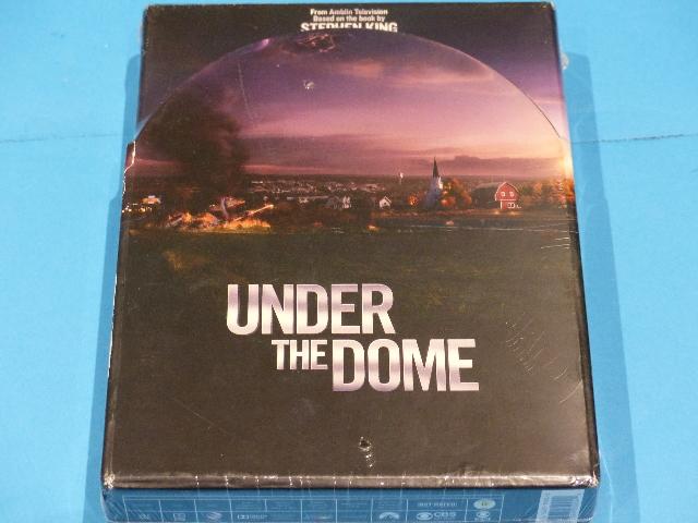 UNDER THE DOME SEASON ONE (SEASON 1) DVD NEW