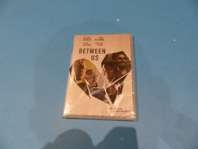 BETWEEN US DVD NEW