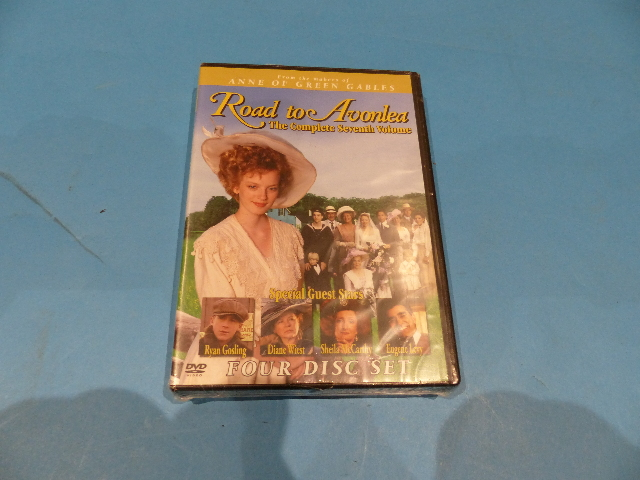 ROAD TO AVONLEA THE COMPLETE SEVENTH VOLUME 4 - DVD NEW SEALED
