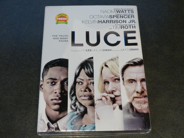 LUCE DVD NEW SEALED